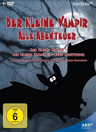 Alle Abenteuer (8 DVDs)