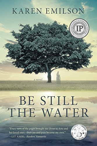 Book cover image for Be Still the Water: A love story
