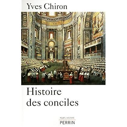 Histoire des conciles (Pour l'histoire)