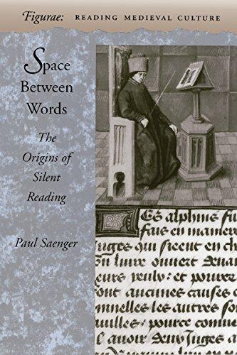 Space Between Words: Origin of Silent Reading (Figurae Reading Medieval)