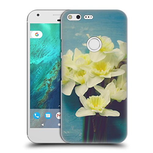 official-olivia-joy-stclaire-daffodil-bouquet-on-the-table-hard-back-case-for-google-pixel-xl