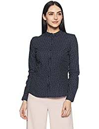 Van Heusen Women's Body Blouse Shirt