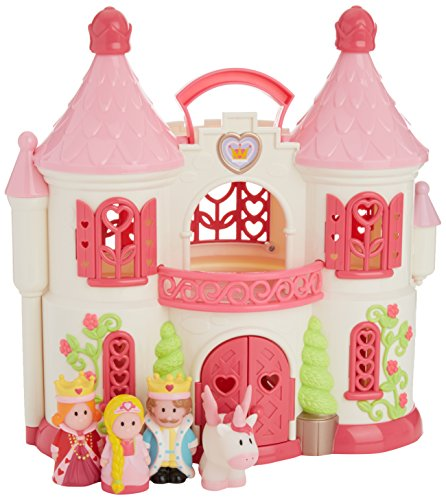 Image of Early Learning Centre Figurines (Happy land Fantasy Palace)