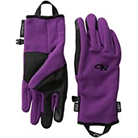 Outdoor Research Guantes para mujer, otoño/invierno, mujer, color orchid, tamaño large