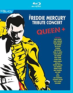 The Freddie Mercury Tribute Concert [Blu-ray] [2013] by Queen + (B00DBW8M0E)   Amazon Products