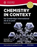 Chemistry in Context for Cambridge International AS & A Level (Cie a Level)