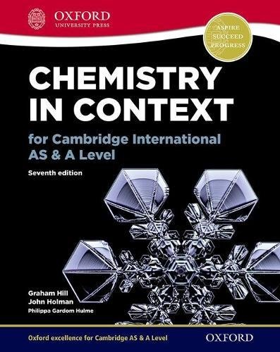 Cambridge English as-a. Chemistry in context. Per le Scuole superiori (Cie a Level)