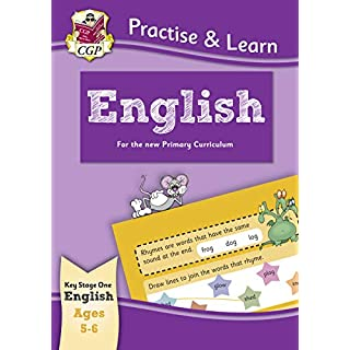 New Practise & Learn: English for Ages 5-6
