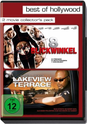 8 Blickwinkel / Lakeview Terrace - Best of Hollywood/2 Movie Collector's Pack [2 DVDs] (Nachbarn Auf Dvd)