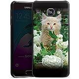 Samsung Galaxy A3 (2016) Housse Étui Protection Coque Chat Chat Kitten bébé chat