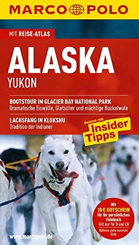 MARCO POLO Reiseführer Alaska, Yukon