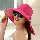 LKMNJ La Sra. Sombreros sombrero Cool Cap Outdoor Riding Hat cara negra son código ,Tt