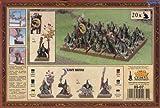 Warhammer Reggimento di Goblin delle Tenebre wh fantasy