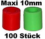 Hama-MAXI-Bgelperlen-100Stk-Farbauswahl-mglich-Maxi-10mm-Perlen-fr-Kleinkinder