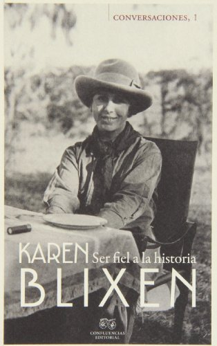 Conversaciones con Karen Blixen