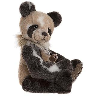 Charlie bear 2018 Panda Bear Collection (Adrian)