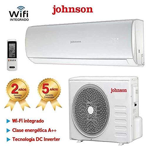 Aire Acondicionado Johnson JT18K 4400 Fr Inverter