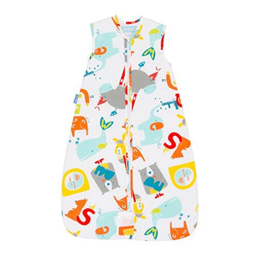 Grobag Elephants Baby Sleeping Bag 2.5 Tog (3-6 Years)