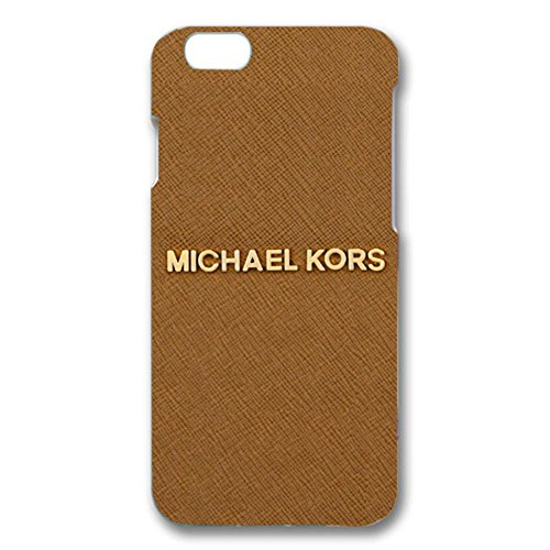 Luxury Michael Kors Logo Phone Case Cover For Iphone 6/Iphone 6s_(Brown Series)