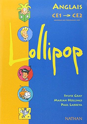 Lollipop CE1/CE2 pack de 5 exemplaires du cahier de l' élève