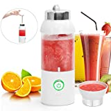POWERAXIS Blender Portable Mixeur Multifonction 3 IN 1 Mini-blenders USB Rechargeable...