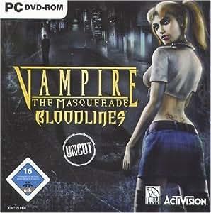 Vampire: Die Maskerade - Bloodlines [Software Pyramide]