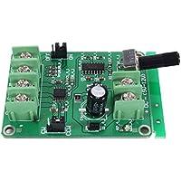 5V de 12V DC Brushless Motor conductor Controller Board Módulo para disco duro 3alambre 4Alambre