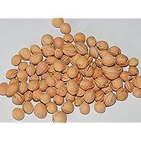 Preisvergleich für 3 kg Kirschkerne lose gewaschen (ohne Chemie) zum selber nähen von Wärmekissen, Kirschkernkissen und für die Wärmetherapie
