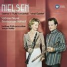 Nielsen : Concerto pour clarinette - Concerto pour fl�te - Quintette � vents