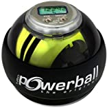 Kernpower Hand- Und Armtrainer Powerball The Original Autostart Plus Digitalem Drehzahlmesser