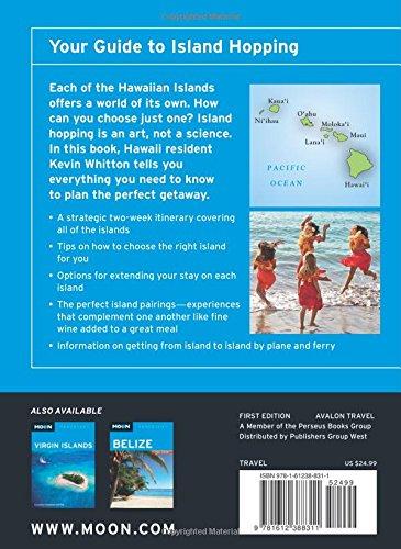 Moon Hawaiian Islands (Moon Handbooks)