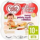 Vache Et Porte La Vapeur Purée De Patate Douce Avec 230G De Poulet - Paquet de 6