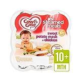 Cow & Gate Maische Süßkartoffel Dampf Mit Huhn 230G - Packung mit 6