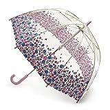 Cath Kidston Funbrella Birdcage 2 Ombrello classico, 69 cm, 1 liters, Multicolore (Mews Ditsy Border)
