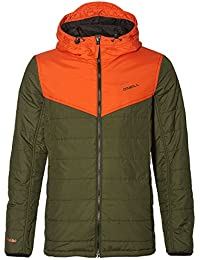 ONeill 8P0120 Chaqueta, Hombre, marrón (Forest Night), ...