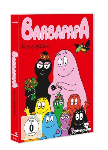 Barbapapa - Komplettbox [6 DVDs] -