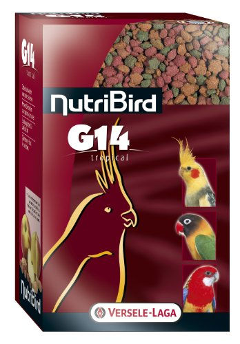 Versele-laga A-16845 Nutribird G14 Tropical - 1 Kg