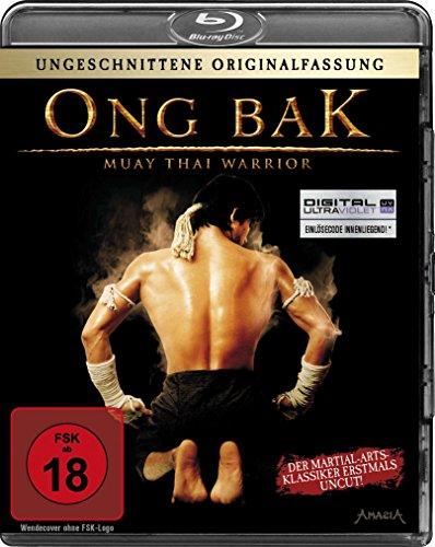ONG BAK - Muay Thai Warrior (Ungeschnittene Originalfassung) [Blu-ray]