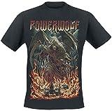 Powerwolf Armata Strigoi Camiseta Negro M