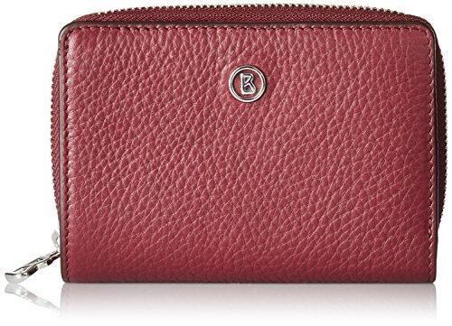 Bogner Damen Suma Geldbörse, Rot (Carmine), 2,5x10x13 cm (Zip Hobo Drei)