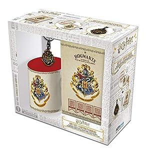 ABYstyle - Harry Potter - Gift Box - Llavero, taza y cuaderno