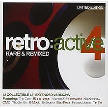 Retro Active Rare & Remixed 4