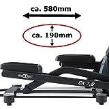 Maxxus Erwachsene CX 7.8 Crosstrainer, Schwarz, 1.89 x 1.02 x 1.675 mm - 4