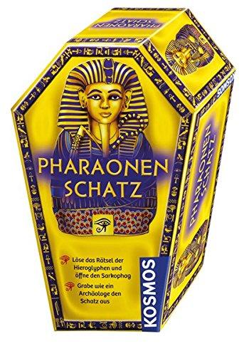 Preisvergleich Produktbild KOSMOS 676056 - Pharaonen-Schatz, Ausgrabungsset