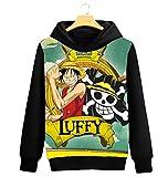 RJHWY 3D Hoodie Sweatshirt Unisex Pullover Kapuzenjacke Kleidung ONE Piece...