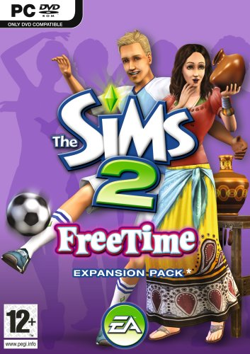 The SIMS 2: Free Time Expansion Pack (PC DVD) [Edizione: Regno Unito]