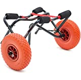 Best Kayak Carts - Conwy Kayak Foldable Canoe Cart Trolley 120kg Load Review