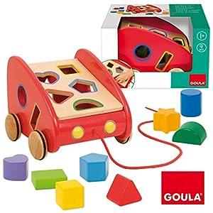 Goula - Arquitecturas Coche, Juego de Habilidad (Diset 55217)