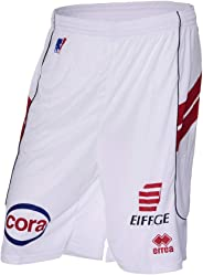 SLUC Nancy Basket Short Officiel Domicile 2018-2019 Basketball Mixte