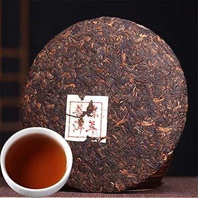 200g de thé Yunnan Chen Jingmei cuit au thé en vrac kung rouge Biluo Thé Thé mûr Pu'er Ancien thé Puer Thé Fu Thé noir Cuit Thé Pu-erh Thé Pu Erh thé chinois Thé Puerh Sain Thé rouge QiZi cha